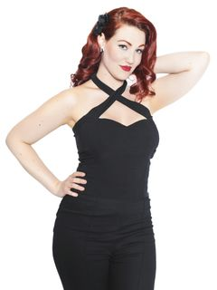 COLLECTIF Penny Top Last One Size 20