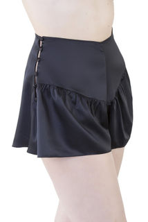 BETTIE PAGE Black French Knicker