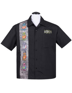STEADY CLOTHING Rat Fink Five Finks Shirt