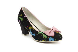 LOLA RAMONA Elsie Eighties Colour Splash Last One Size 40