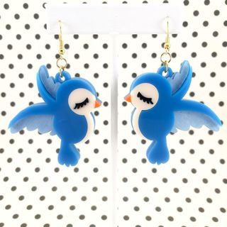 BACCURELLI Bluebird Earrings
