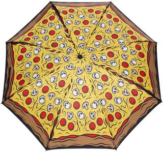 SOURPUSS Pizza Party Umbrella