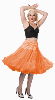 BANNED APPAREL Orange Petticoat