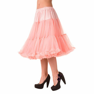 BANNED APPAREL Pink Petticoat