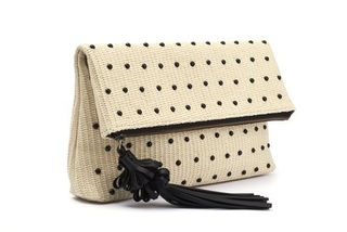 BETTIE PAGE BAGS BY LOLA RAMONA Joy Straw