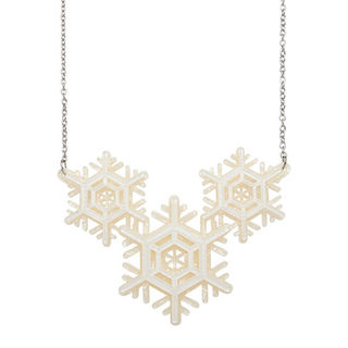 ERSTWILDER Winter Wonderland Necklace