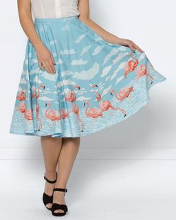 REVIVAL Gather Around Skirt