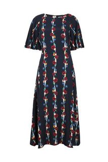 EMILY AND FIN Suzanna Dress Autumn Blooms