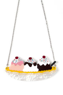 DAISY JEAN FLORAL Easy Like Sundae Morning Necklace