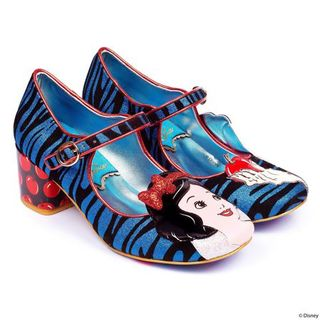 IRREGULAR CHOICE DISNEY An Apple A Day