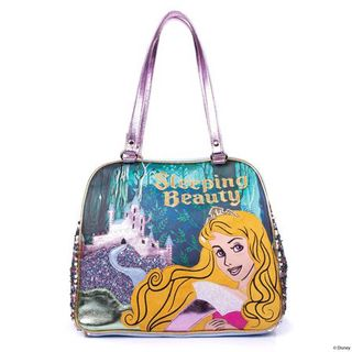 IRREGULAR CHOICE DISNEY Sleeping Beauty Princess Of Beauty Bag