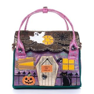 IRREGULAR CHOICE Haunted House Bag