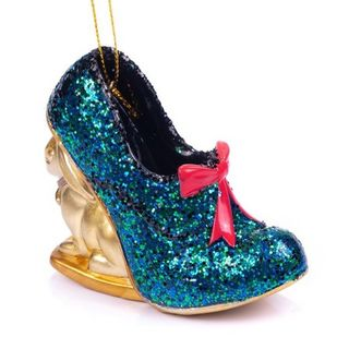 IRREGULAR CHOICE Disco Bunny Bauble