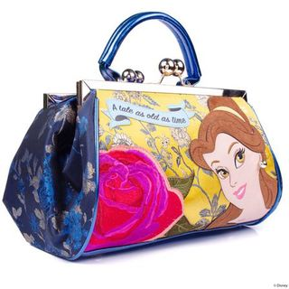 IRREGULAR CHOICE DISNEY Beauty And The Beast A Tale Of Enchantment Bag