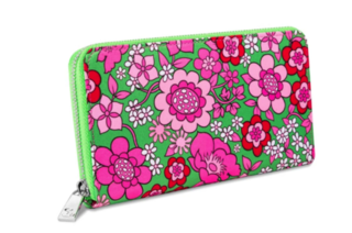 HOT CHOCOLATE DESIGN Wallet Pink Flowers