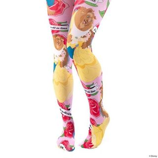 IRREGULAR CHOICE DISNEY As Old As Time Tights