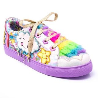 IRREGULAR CHOICE CARE BEARS Cheerful Smile