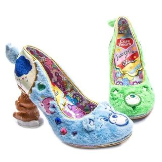 IRREGULAR CHOICE CARE BEARS Grin And Share It