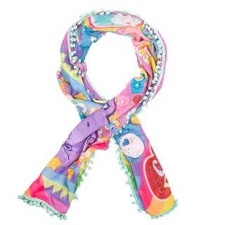 IRREGULAR CHOICE CARE BEARS Furry Friends Scarf