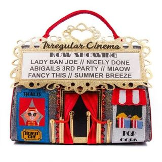 IRREGULAR CHOICE Picture Show Bag