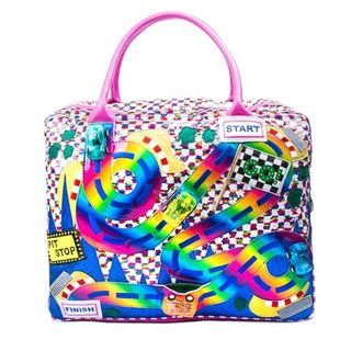 IRREGULAR CHOICE Rainbow Highway Bag