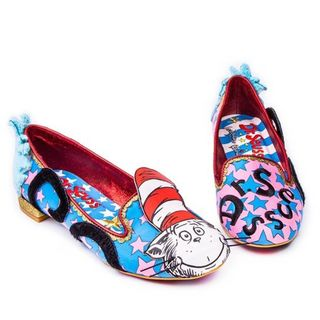 IRREGULAR CHOICE DR SUESS Dr Suess
