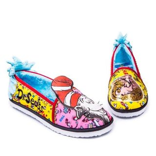IRREGULAR CHOICE DR SUESS Its Fun To Have Fun