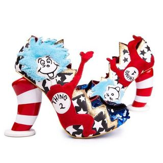 IRREGULAR CHOICE Thing 1 Thing 2