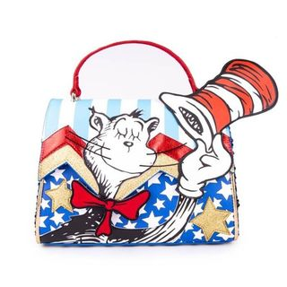 IRREGULAR CHOICE DR SUESS I Know New Tricks Bag