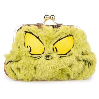 IRREGULAR CHOICE Dr Suess The Grinch Today Is Your Day Purse