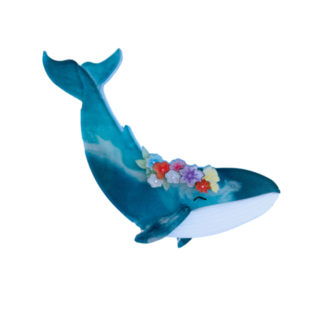 WINTERSHEART Rose The Whale