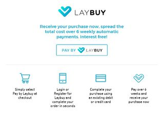 Introducing our new payment gateway 'Laybuy'