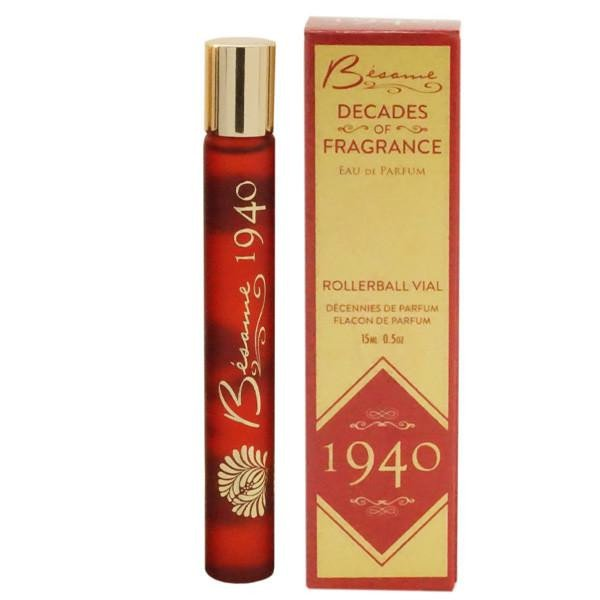 BESAME COSMETICS Decades Of Fragrance 1940