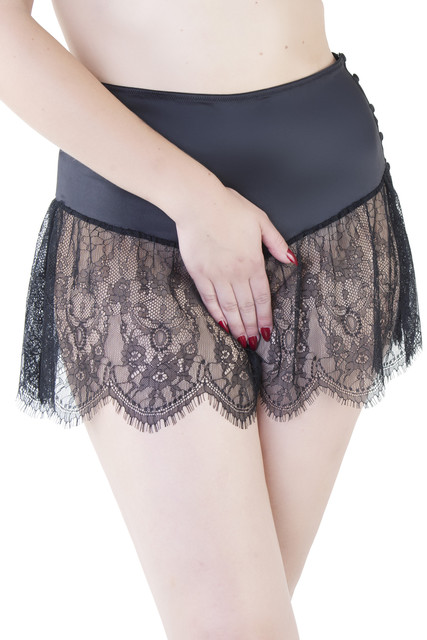 BETTIE PAGE Retro Lace French Knickers