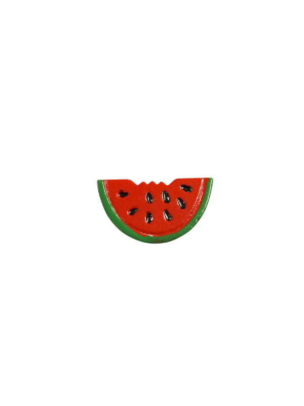 Watermelon Fruit Brooch