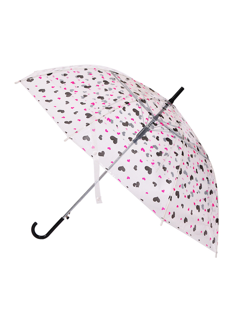 Little Ray Of Sunshine Umbrella Black Plum