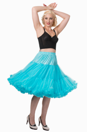 BANNED APPAREL Aqua Petticoat