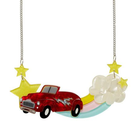 ERSTWILDER Grease Always Together Necklace