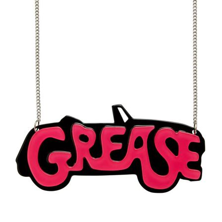 ERSTWILDER Grease The Word Necklace
