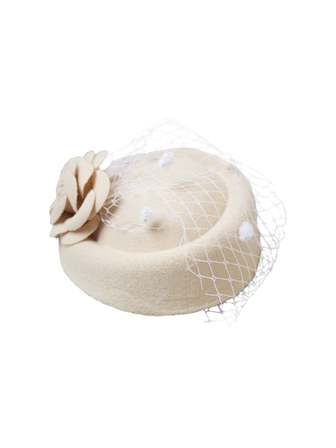 COLLECTIF Jemima Hat Cream