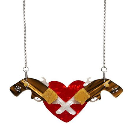 ERSTWILDER Holstered Love Necklace
