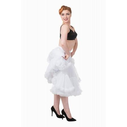 BANNED APPAREL White Petticoat