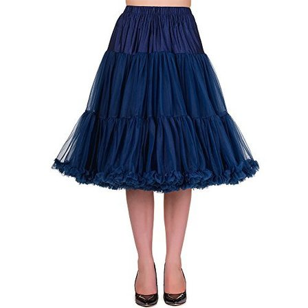 BANNED APPAREL Navy Petticoat
