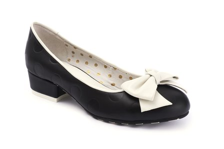 LOLA RAMONA Alice Easy Going Black and Cream