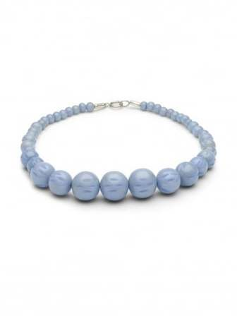 SPLENDETTE Carved Bluebell Fakelite Beads