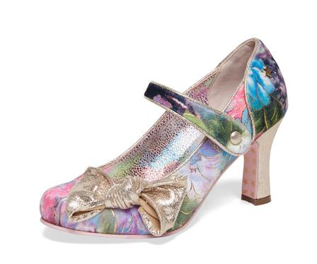 JOE BROWNS Delilah Multi Coloured Velvet