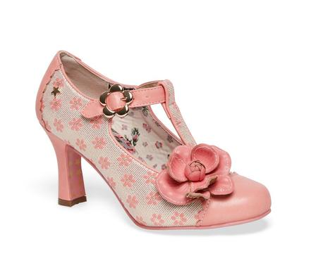 JOE BROWNS Cecelia Peach and Cream