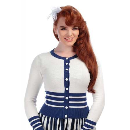 COLLECTIF Abigail Lobster Cardigan