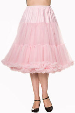BANNED APPAREL Light Pink Petticoat