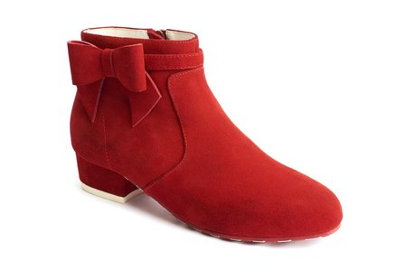LOLA RAMONA Alice Red Hot Bootie